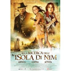 DVD ALLA RICERCA DELL'ISOLA DI NIM-5050582920062
