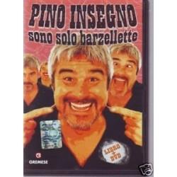 DVD PINO INSEGNO SONO SOLO BARZELLETTE