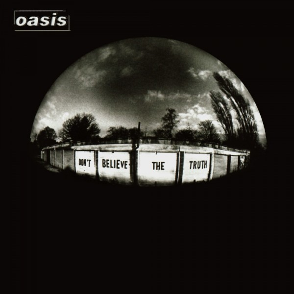 CD dual disc Oasis- don't believe the truth 5099752014972