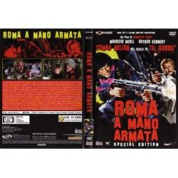 DVD ROMA A MANO ARMATA