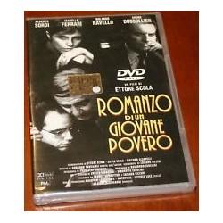 DVD ROMANZO DI UN GIOVANE POVERO 8013294800982