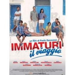 DVD- IMMATURI IL VIAGGIO