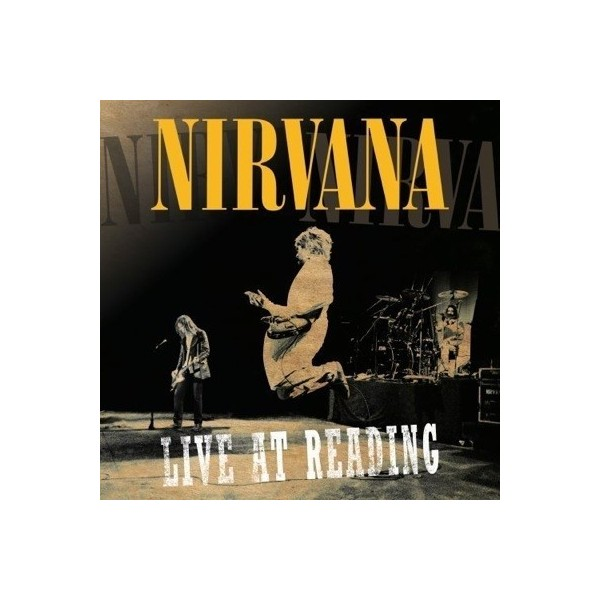 CD Nirvana- Live at reading 602527203676
