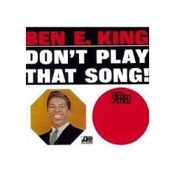 CD DON'T PLAY THAT SONG BEN E. KING 081227970635