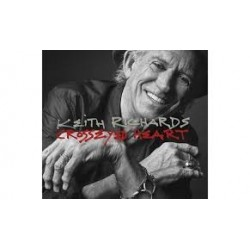 CD CROSSEYED HEART KEITH RICHARDS 602547394002