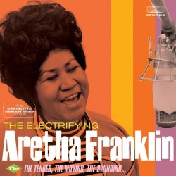 CD THE TENDER, THE MOVING, THE SWINGING- ARETHA FRANKLIN