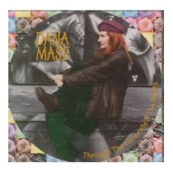 CD DANA MASE- THROUGH THE CONCRETE & THE ROCKS