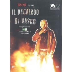 DVD VASCO ROSSI IL DECALOGO DI VASCO