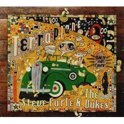 CD THE STEVE EARLE & DUKES TERRAPLANE 607396632824