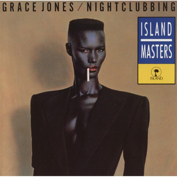 CD Grace Jones- night clubbing 042284236829