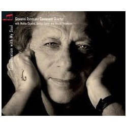 CD GIOVANNI TOMMASO CONSONANTI QUARTER CONVERSATION WITH MY SOUL 8015948305362