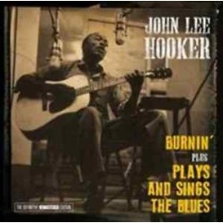 CD JOHN LEE HOOKER BURNIN PLUS PAYS AND SINGS THE BLUES 8436542016278