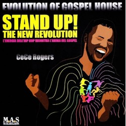 CD STAND UP! THE NEW REVOLUTION EVOLUTION OF GOSPEL HOUSE 3259130002591
