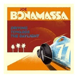 CD JOE BONAMASSA DRIVING TOWARDS THE DAYLIGHT 8712725736929