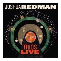 CD JOSHUA REDMAN TRIOS LIVE 075597956177