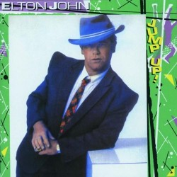 LP ELTON JOHN- JUMP UP!