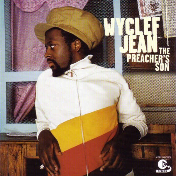 CD Wyclef jean- the preacher's son 828765654326