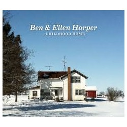 CD BEN & ELLEN HARPER- CHILDHOOD HOME