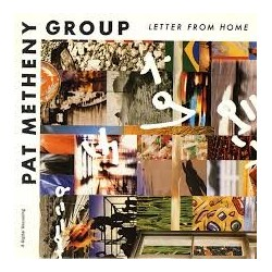 CD Pat Metheny Group Letter from home 720642424520