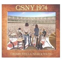 CD CSNY- 1974