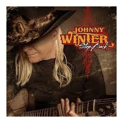 CD JOHNNY WINTER- STEP BACK