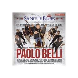 CD PAOLO BELLI SANGUE BLUES