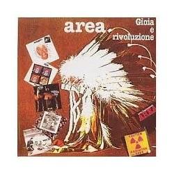 CD AREA GIOIA E RIVOLUZIONE 888751352827