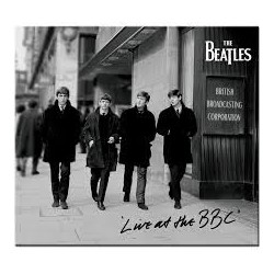 CD THE BEATLES LIVE AT THE BBC 602537491537