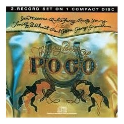 CD POCO THE VERY BEST OF POCO 074643353724