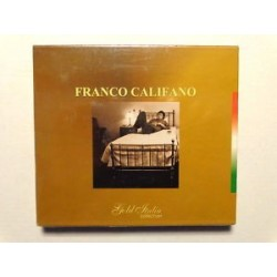 CD FRANCO CALIFANO GOLD ITALIA COLLECTION 743216894024