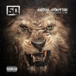 CD 50 CENT ANIMAL AMBITION 864904000005