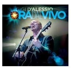 CD GIGI D'ALESSIO ORA DAL VIVO 888430981522