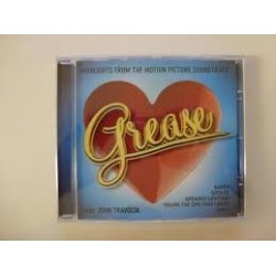 CD GREASE HIGHLIGHTS FROM THE MUSICAL 9002986420262