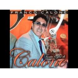 CD FRANCO CALONE TANTA VOGLIA DI CALONE 8024631062420