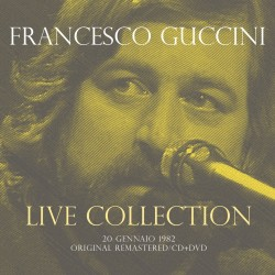 CD FRANCESCO GUCCINI LIVE COLLECTION Concerto Live RSI 8044291121527