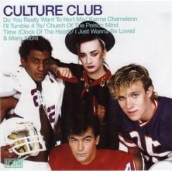 CD CULTURE CLUB 600753447260