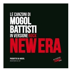CD LE CANZONI DI MOGOL BATTISTI IN VERSIONE ROCK NEW ERA 8054242557992