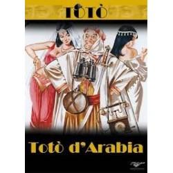 DVD TOTO' TOTO' D'ARABIA EDITORIALE