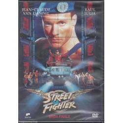 DVD STREET FIGHTER SFIDA FINALE BERRETTO A SINISTRA