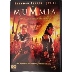 DVD LA MUMMIA LA TOMBA DELL'IMPERATORE DRAGONE 5050582541199