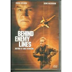 DVD BEHIND ENEMY LINES DIETRO LE LINEE NEMICHE 8010312038648
