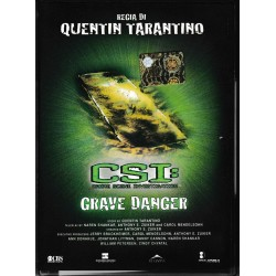 DVD CSI GRAVE DANGER EDITORIALE
