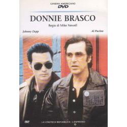 DVD DONNIE BRASCO EDITORIALE