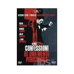 DVD CONFESSIONI DI UNA MENTE PERICOLOSA 8031179708796