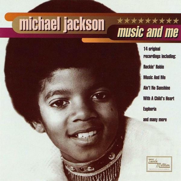 CD Michael Jackson-music and me 731455007824