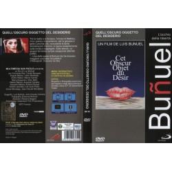 DVD QUELL'OSCURO OGGETTO DEL DESIDERIO 8013147480514