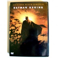 DVD BATMAN BEGINS 7321958594155