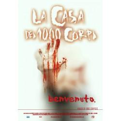 DVD LA CASA DEI 1000 CORPI 8031179710690