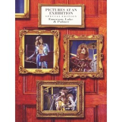 DVD EMERSON LAKE E PALMER PICTURES AT AN EXHIBITION 5034504979345