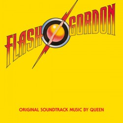 CD Flash Gordon- original soundtrack music by queen 077774621427